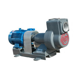 PLDa Horizontal Shaft Electric Pumps for Transporting Heavy Liquids