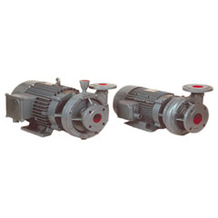 PMI - PMID (PI-PID) Monobloc Centrifugal Electric Pumps<br /> With One or Two Impellers